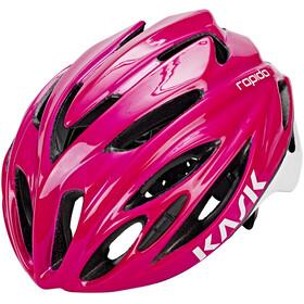 Kask Rapido - Casque de vélo - rose